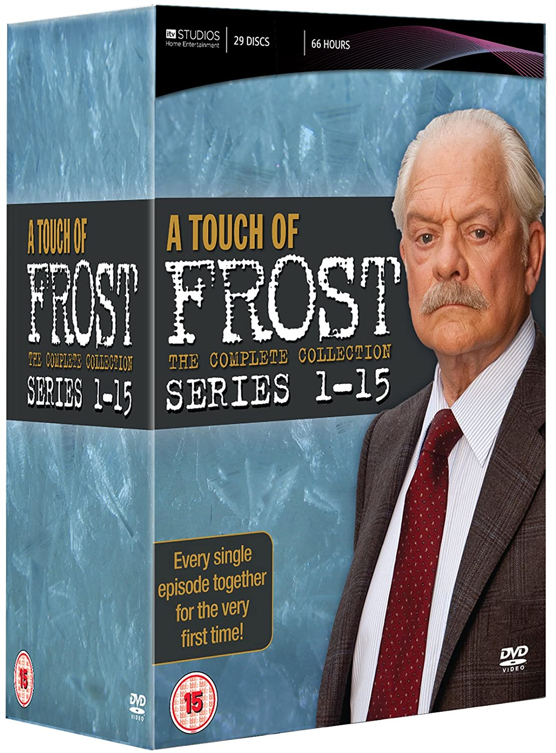 cheap a touch of frost dvd boxset