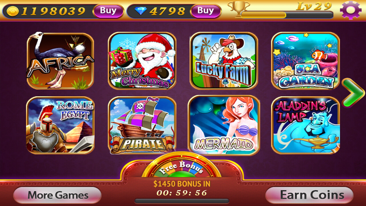 Jackpot Party Casino Slots Review Balloons Up