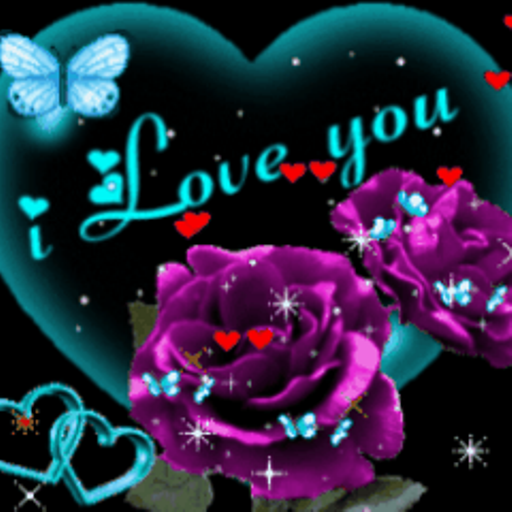 Amazon.com: Butterfly I Love You 3 Live Wallpaper: Appstore for Android