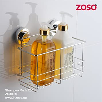 Support shampooing 250 250 zoso produits for Ventouse cuisine