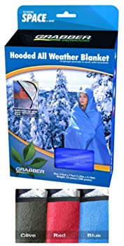 hooded survival blanket