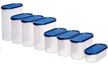 Signoraware Organise Your Kitchen Set Pieces Mod Blue.