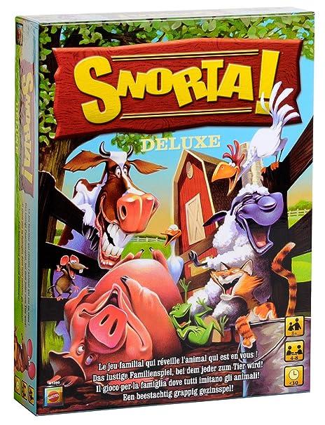 Mattel - Snorta Deluxe