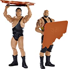 WWE Battle Pack Series 33 Big Show vs Andre the Giant Action Figure 2-Pack