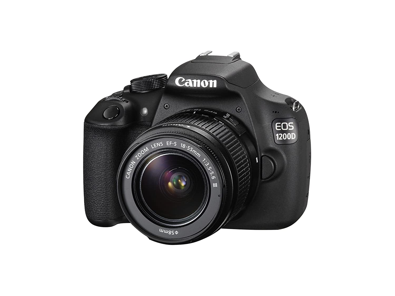Digital SLR Camera with Camera