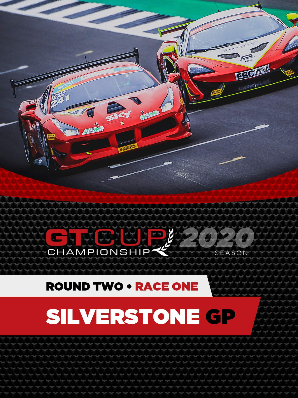 GT Cup 2020 Round TWO Race ONE Silverstone