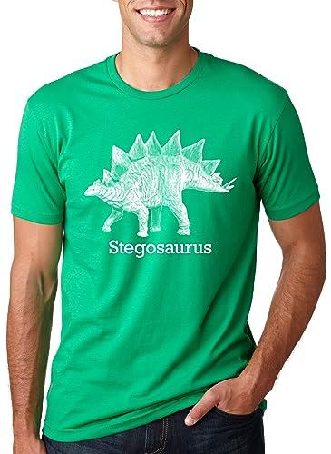 Stegosaurus Graphic T-Shirt I A Stegosaurus Shirt