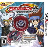 BEYBLADE: Evolution Collector's Edition with Wing Pegasus - Nintendo 3DS (Color: Multi-colored)
