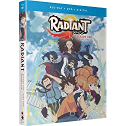 Radiant: Season One Part One [Blu-ray]