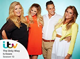 The Only Way Is Essex Series 13