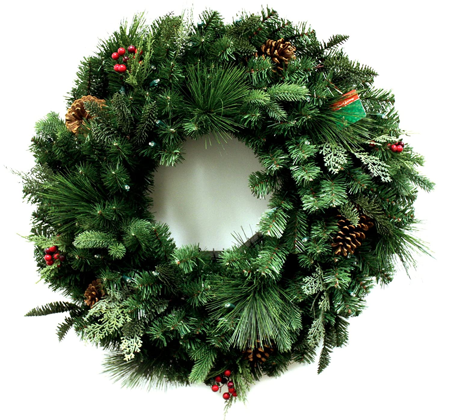 Best review top 10 wreaths to buy this christmas may 2018 for Best place to buy wreaths