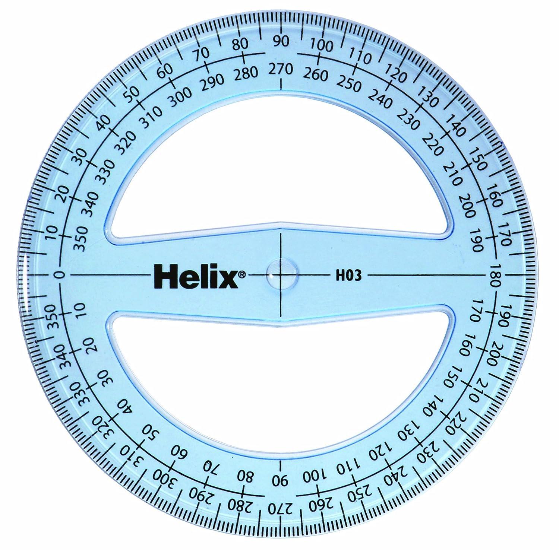 10cm 360 Degree Protractor 360 Protractor