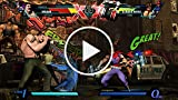 Ultimate Marvel vs. Capcom 3 - Hawkeye Gameplay
