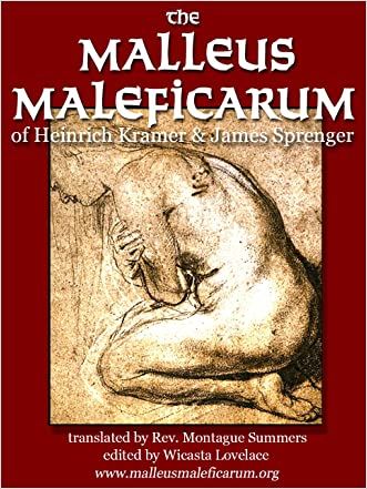 The Malleus Maleficarum (with linked Table of Contents and Notes)