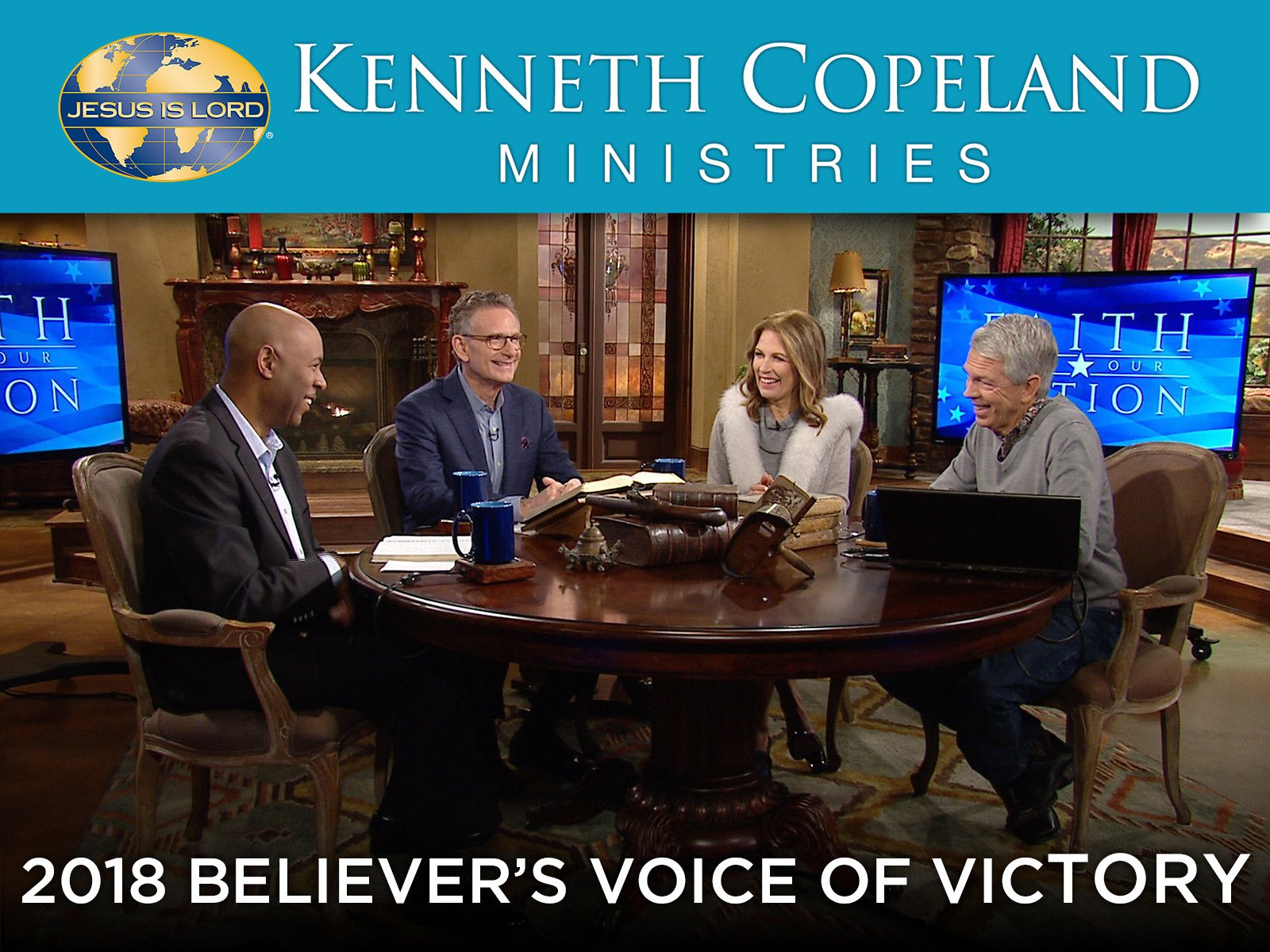 Kenneth Copeland 2018 - Season 4