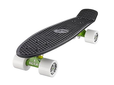 Ridge Mix It Up Retro Cruiser Skateboard complet
