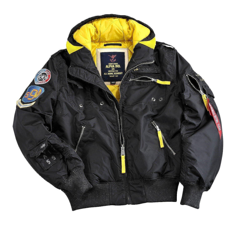 Alpha Industries Strike Jacket Herren Jacke Winterjacke 30062 günstig online kaufen