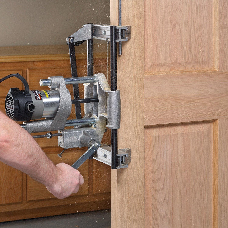 Door Lock Mortiser