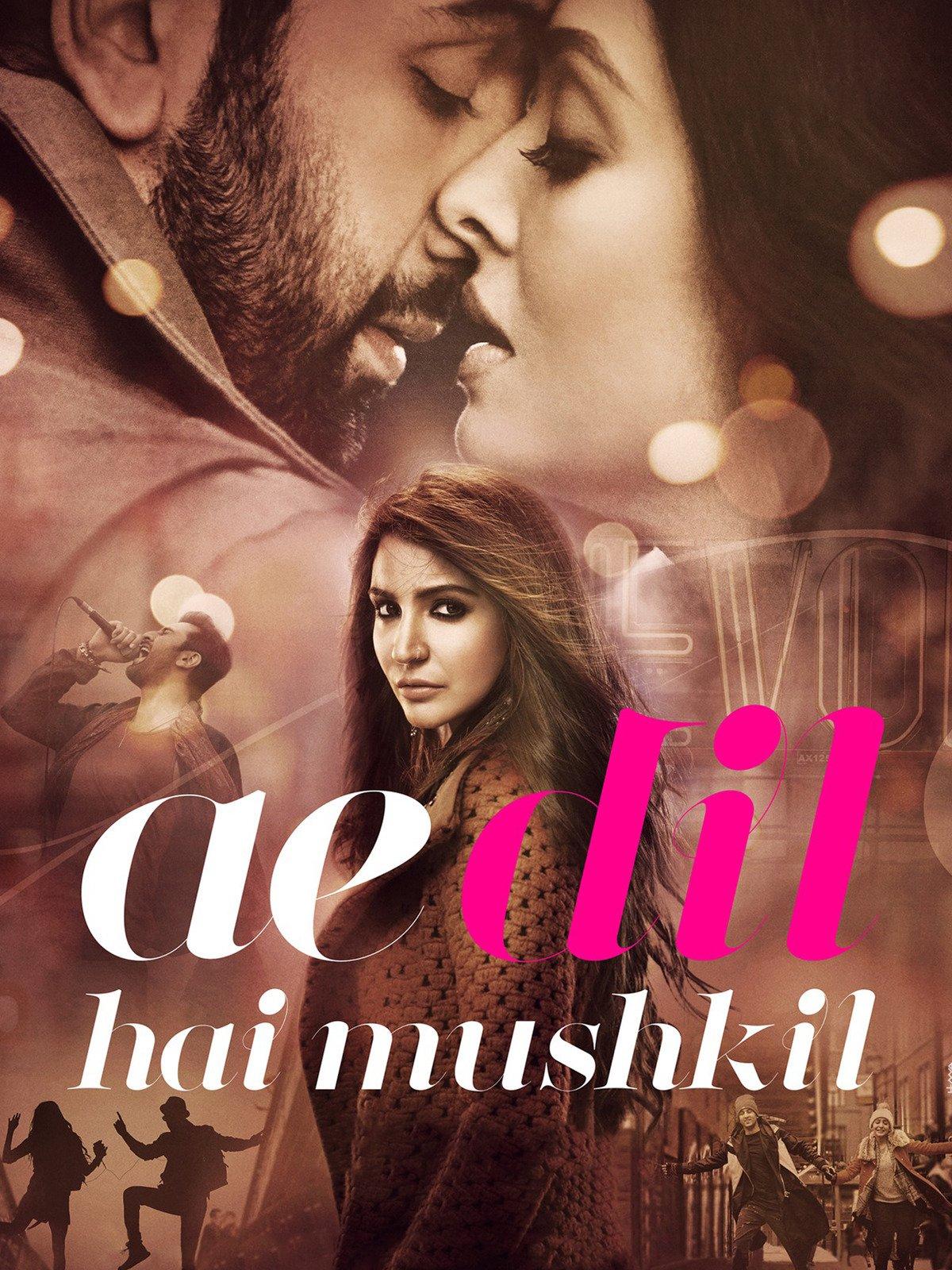 Ae Dil Hai Mushkil on Amazon Prime Video UK
