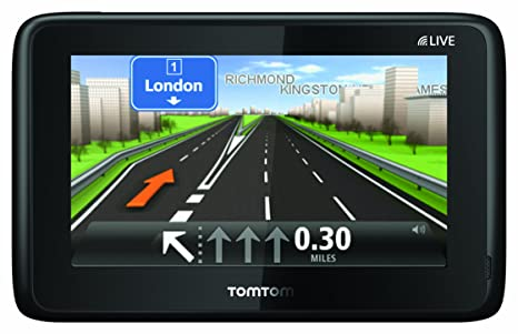 "TomTom GO LIVE 1005 5""Cartographie Monde (66 pays) (Import Royaume Uni)"