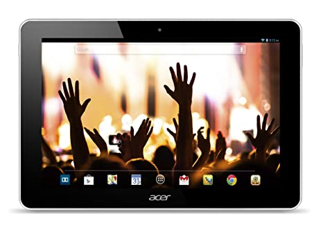 """Acer A3-A10 Tablette Tactile 10.1 """" Android Blanc"""