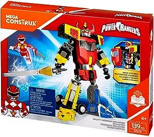 Mega Construx Mighty Morphin Power Rangers Mighty Morphin Megazord