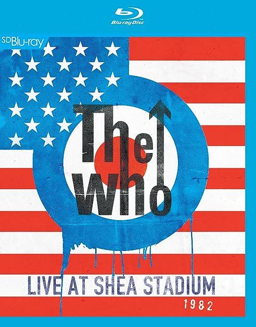Live At Shea Stadium 1982 [SBD] [Blu-ray]