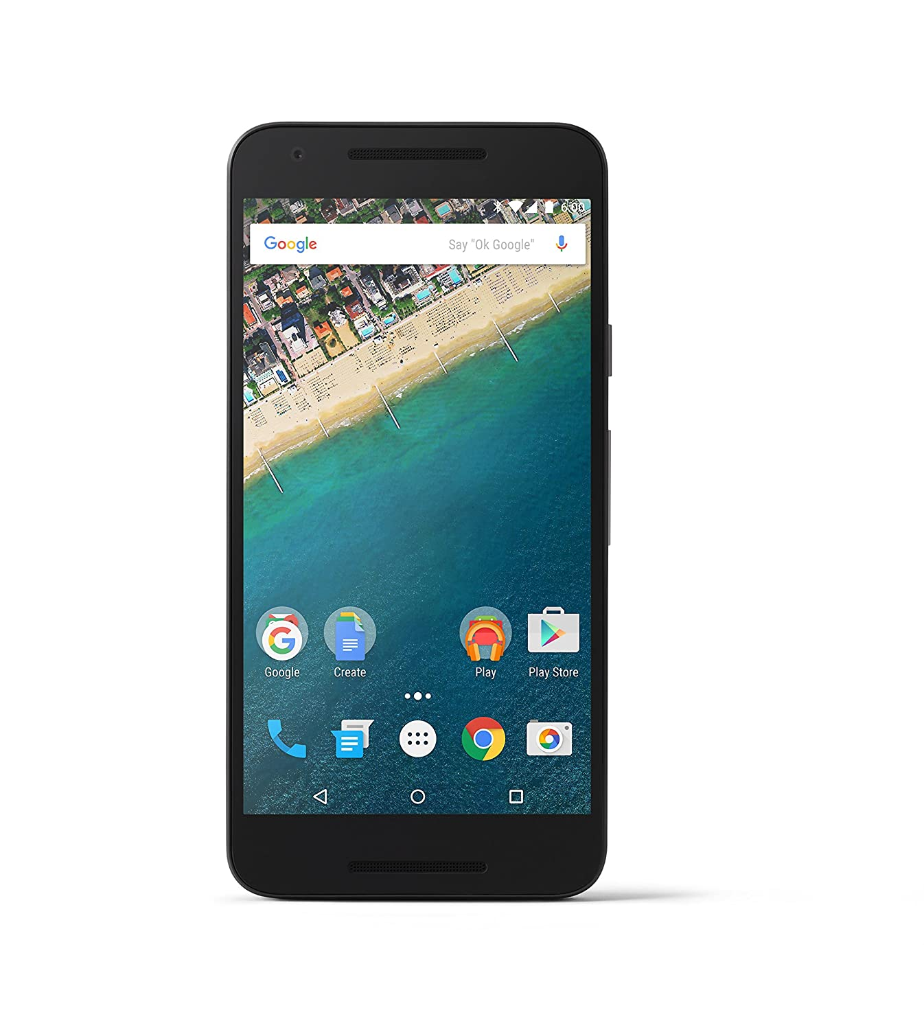 LG Nexus 5X Unlocked Smartphone - Black 32GB (US Warranty)