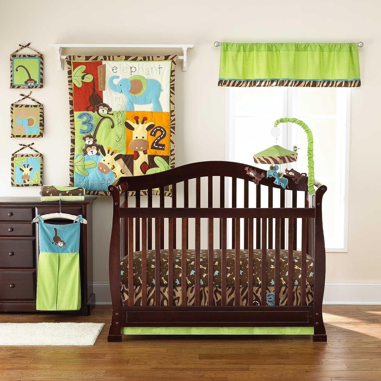 Zoo Zoo Crib Bedding