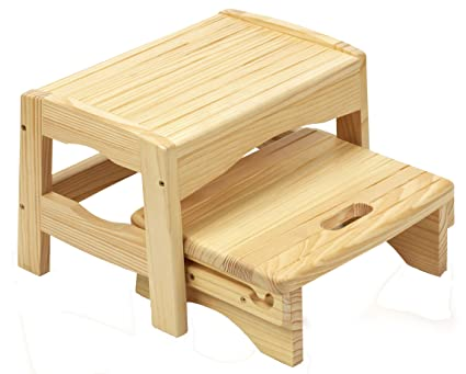 Safety Step Safety 1st Wooden Two Step