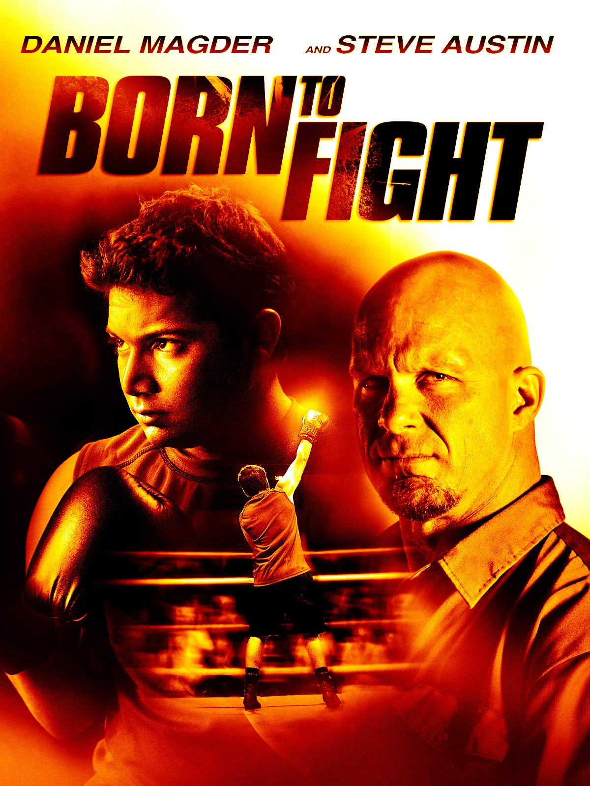 Born to Fight on Amazon Prime Video UK