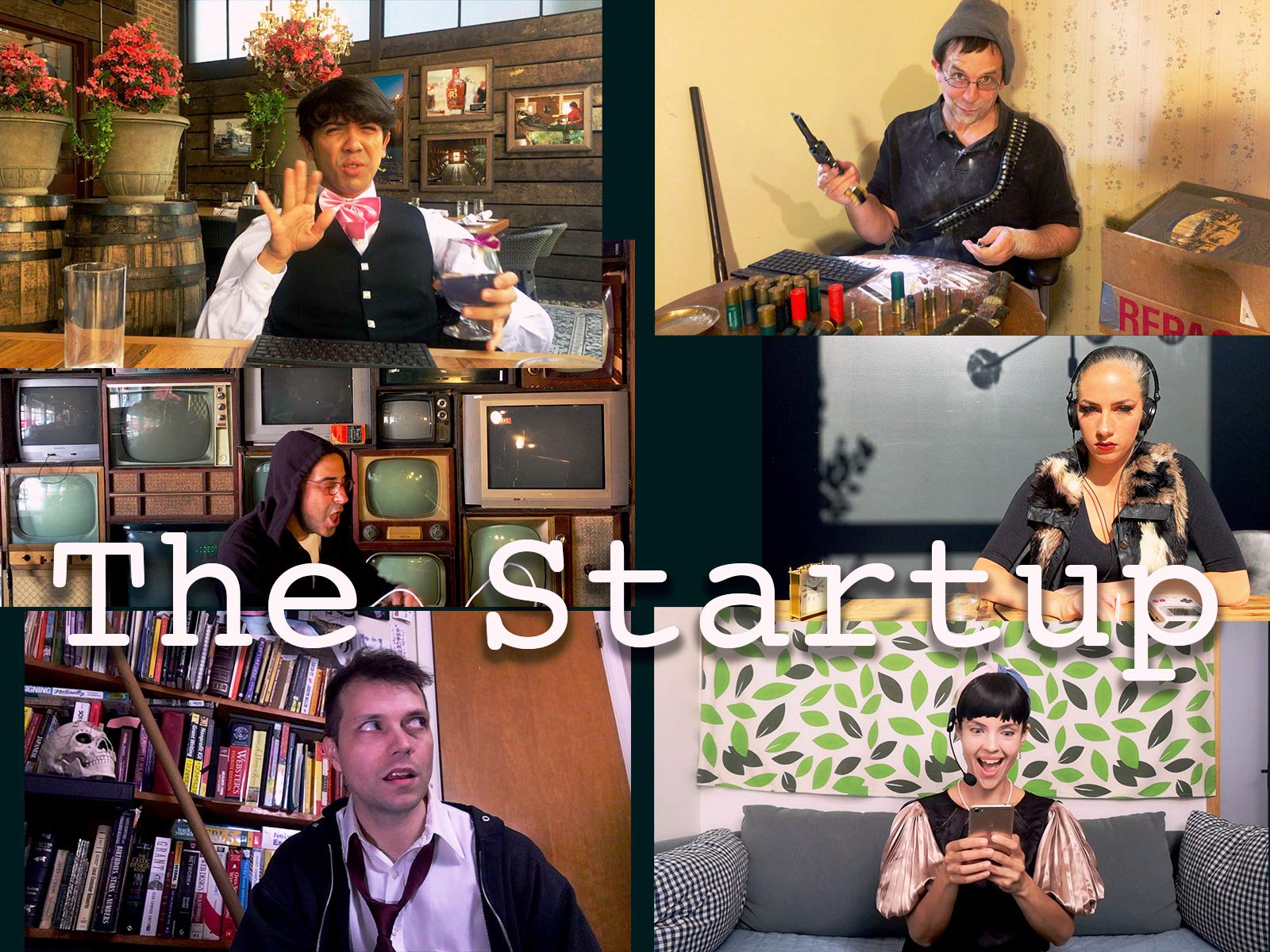 The Startup on Amazon Prime Video UK