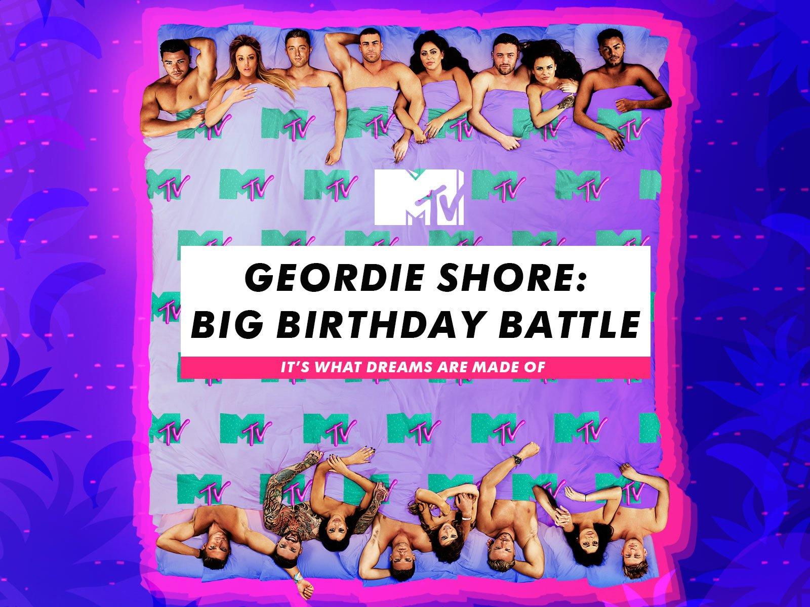 Geordie Shore:Big Birthday Battle on Amazon Prime Video UK