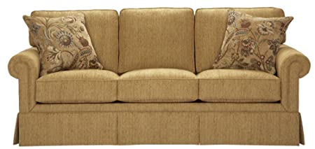 Broyhill Audrey Sofa - 3762-3Q (Fabric 7818-83D/7806-82N)