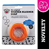 BigMouth Inc Generic Weener Kleener Soap, Circular Soap Product, Funny Gag Gift (Color: Multi-colored, Tamaño: One Size)