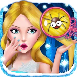 Ice Princess Lice Attack - Kids Games by 6677g ltd