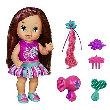 Baby Alive Play 'n Style Christina poupée