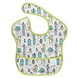 Bumkins Baby Bib, Waterproof SuperBib, Cacti (6-24 Months)