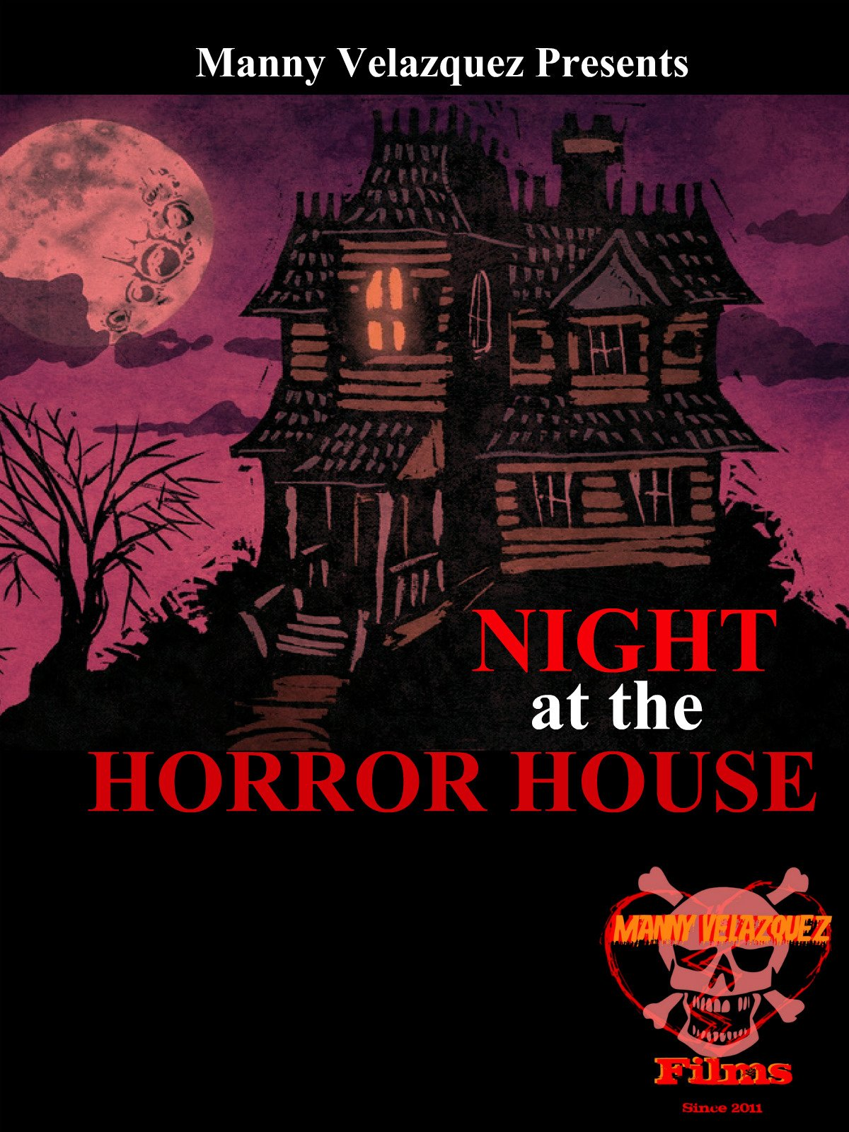 Night at the Horror House
