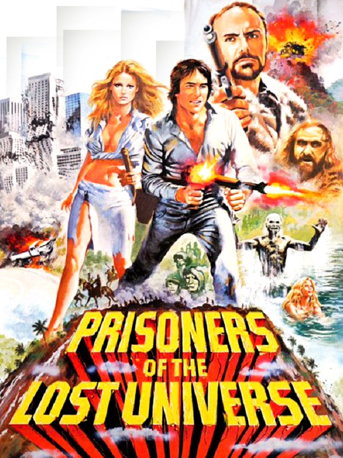 Prisoners Of The Lost Universe on Amazon Prime Instant Video UK