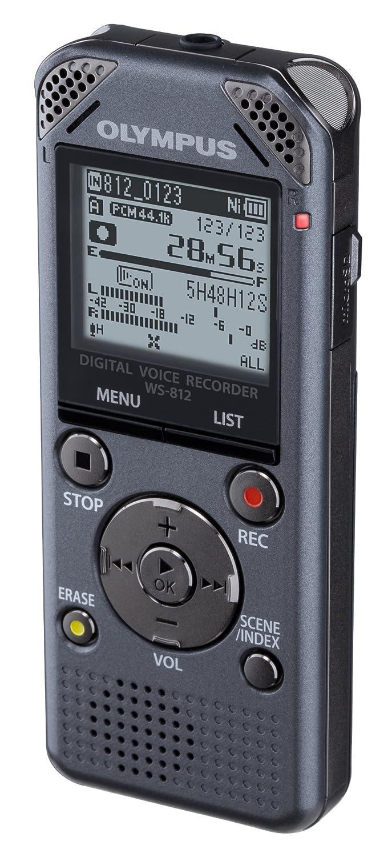 Dictaphone et Magn�tophone OLYMPUS WS812 GRIS 4GO