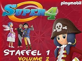 Super 4 - Staffel 1 - Vol 2
