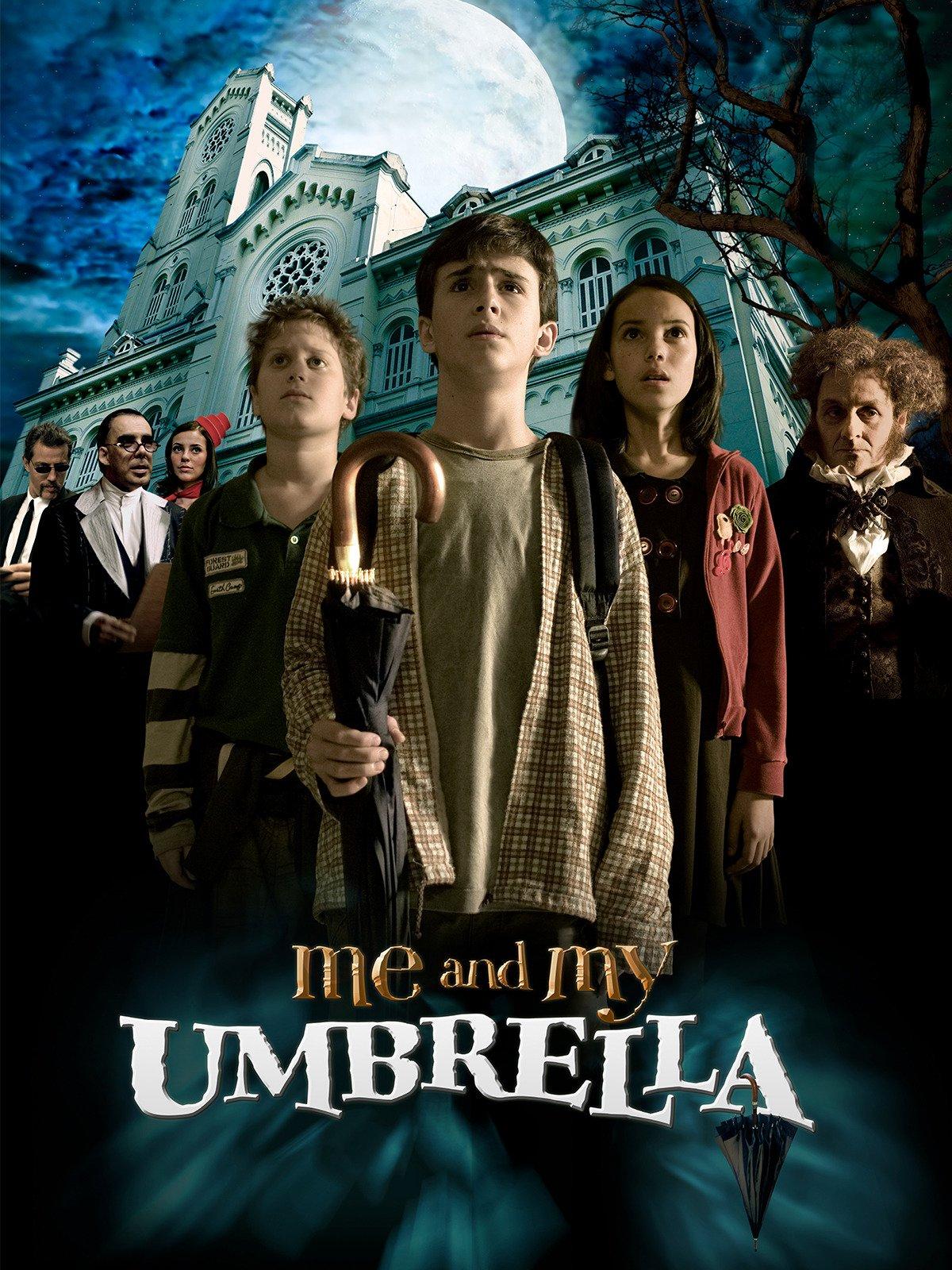 Me and My Umbrella on Amazon Prime Instant Video UK