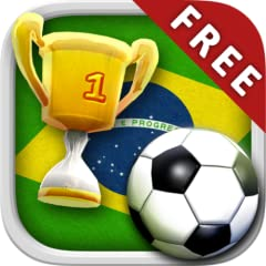 Kick The Ball Brazil 2014 FREE