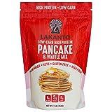 Lakanto Low Carb, 6 Net Carb, Gluten-free, Pancake Mix | Original 1 Pound (Tamaño: 1 Ib)