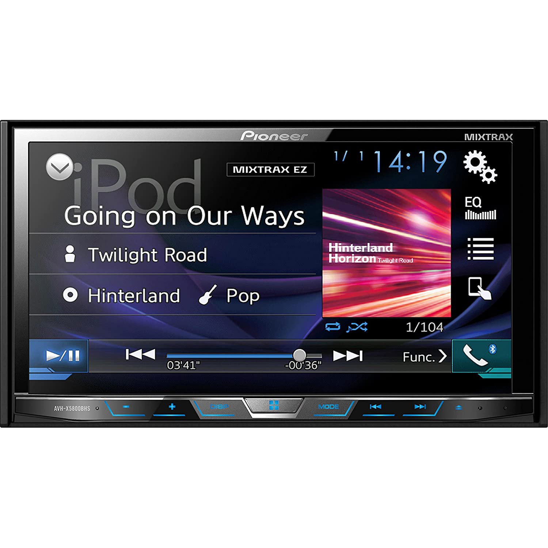 "PIONEER AVH-X5800BHS 7"" DVD Receiver Motor Bluetooth"