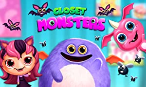 Closet Monsters - Create and Take Care of Your Baby Monster by TutoTOONS
