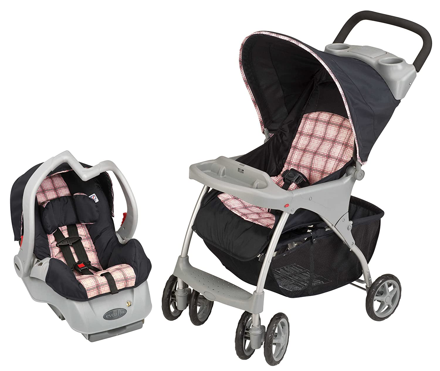 Evenflo Journey Travel System, Kayla