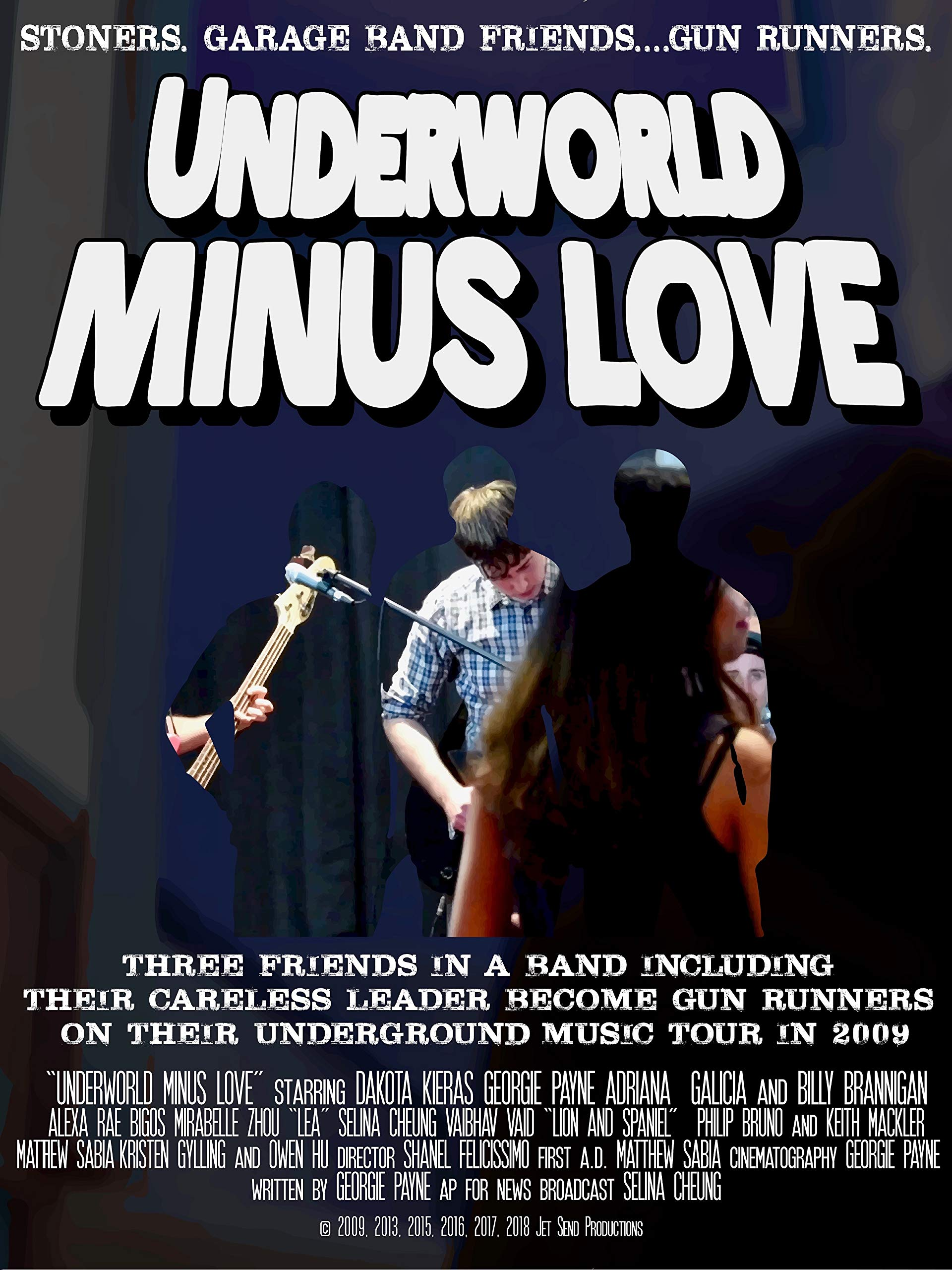 Underworld Minus Love