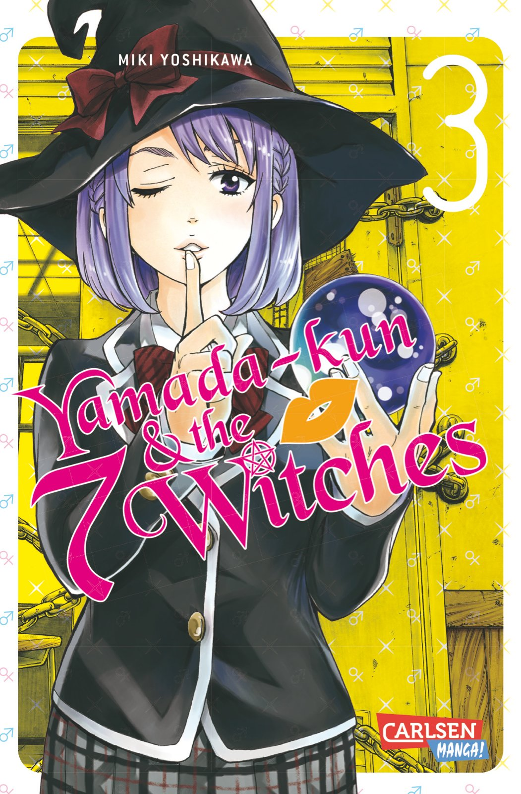Yamada-kun and the seven Witches, Band 3
